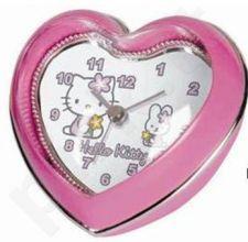 Pastatomas laikrodis-žadintuvas WAKE UP HELLO KITTY CLOCK HK25443