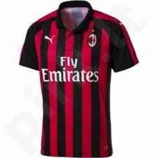Marškinėliai Puma AC Milan Home Shirt Replica SS M 754419 06