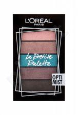 L´Oréal Paris La Petite Palette, akių šešėliai moterims, 4g, (Optimist)
