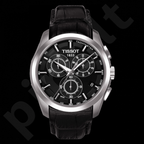 Vyriškas laikrodis Tissot Couturier T035.617.16.051.00