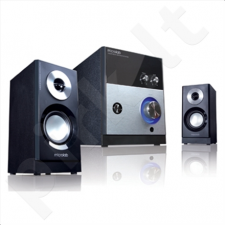 Microlab M-880 2.1 Speakers/ 59W RMS (16Wx2+27W)