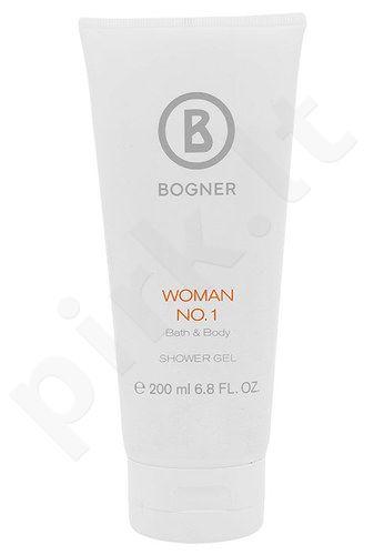 Bogner Bogner Woman No.1, dušo želė moterims, 200ml