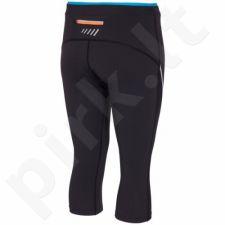 Sportinės kelnės 4f 3/4 W T4L16-SPDF006 juodas