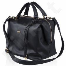 Rankinė moteriška shopper Felice Loca FB04 juoda