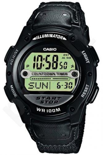 Laikrodis Casio W-756-1A