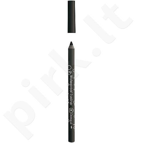 Dermacol atsparus vandeniui akių kontūrų priemonė No.3, kosmetika moterims, 1,4g, (3)