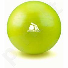 Gimnastikos kamuolys Meteor 65 cm žalio atspalvio 31174