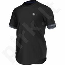 Marškinėliai Adidas Fanwear Brooklyn Nets M AJ1853