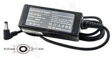 Notebook power supply ASUS 220V, 36W: 12V, 3A