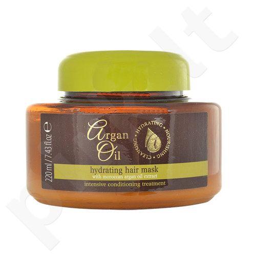 Argan Oil Hydrating plaukų kaukė, kosmetika moterims, 220ml