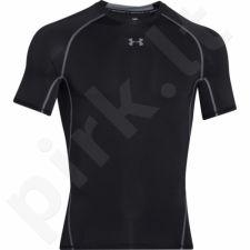 Marškinėliai termoaktyvūs Under Armour HeatGear Compression Shortsleeve M 1257468-001