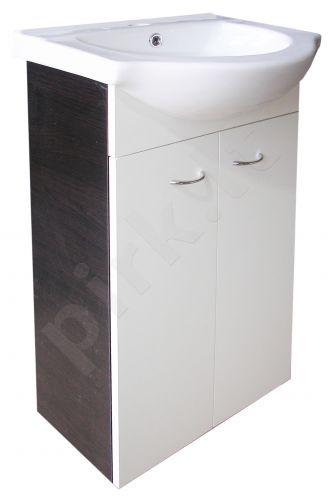 Vonios kambario spintelė su praustuvu 5012 D50
