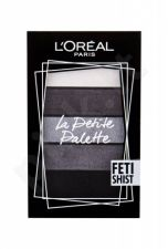 L´Oréal Paris La Petite Palette, akių šešėliai moterims, 4g, (Fetishist)