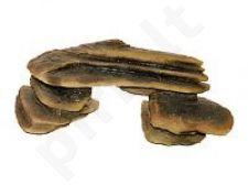 Dekoracija Sluoksniuota uola su anga ARCO 23x11x9 cm