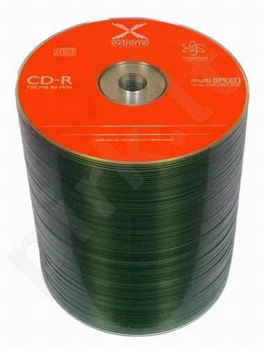 CD-R Extreme [ spindle 100 | 700MB | 52x ]