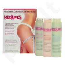 Diet Esthetic Tripple Effect Anti-cellulite Treatment rinkinys moterims, (200ml Cold kūno kremasy gelis + 200ml Thermoactive kūno kremasy gelis + 200ml Body pilingo kremasy gelis)