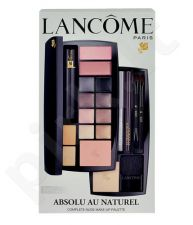 Lancome Absolu Au Naturel Make-up Palette rinkinys moterims, (Complete Nude Make-Up Palette)