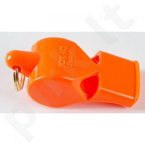 Švilpukas FOX Pearl oranžinis