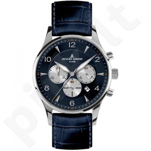 Vyriškas laikrodis Jacques Lemans 1-1654C
