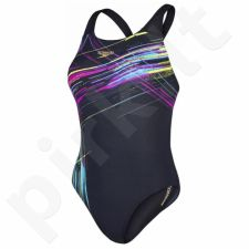 Maudymosi kostiumėlis Speedo Placement Powerback 2 W 8-06187A612