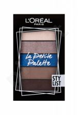 L´Oréal Paris La Petite Palette, akių šešėliai moterims, 4g, (Stylist)