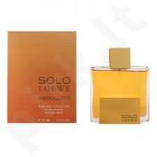 SOLO LOEWE ABSOLUTO edt vapo 125 ml Pour Homme