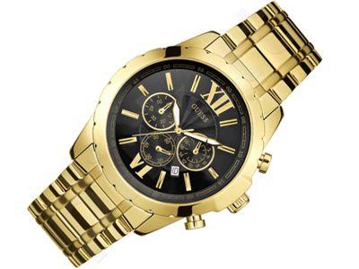 Guess Optic W0193G1 vyriškas laikrodis-chronometras