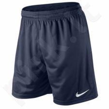 Šortai futbolininkams Nike Park Knit Short 448224-410