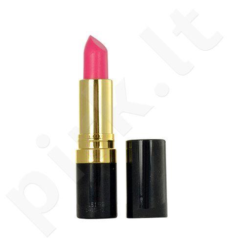 Revlon Super Lustrous Matte lūpdažis, kosmetika moterims, 4,2g, (011 Stormy Pink)