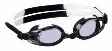 Plaukimo akiniai Training UV antifog 9907 01 black/w
