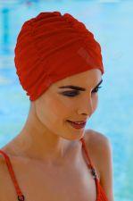 Kepuraitė plaukimui Fabric Swim PE 3401 40 red