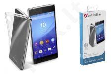 Sony Xperia Z4 dėklas FINE Cellular permatomas