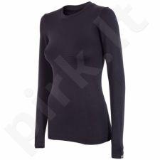 Marškinėliai termoaktyvūs 4f W H4Z17-BIDB001G juoda