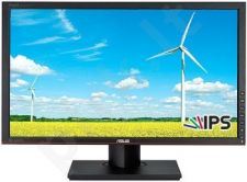 Monitorius Asus LCD PA238Q 23'', IPS, HDMI, DVI, DP, pivot, swivel, USB, Juodas