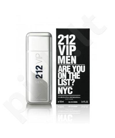 Carolina Herrera 212 VIP Men, 200ml, tualetinis vanduo vyrams