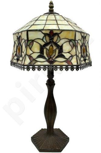 Vitražinė stalinė lempa 62553