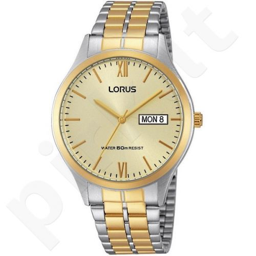 Vyriškas laikrodis LORUS RXN08DX-9