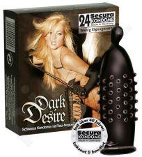 Secura Dark Desire 24 vnt.