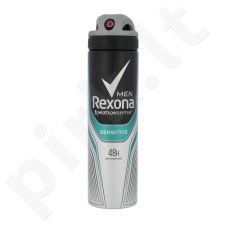 Rexona Men Sensitive 48H Anti-Perspirantas-dezodorantas, kosmetika vyrams, 150ml