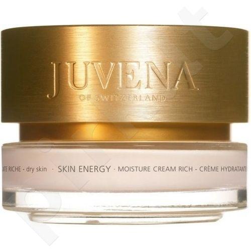 Juvena Skin Energy Moisture Cream Rich Day Night, 50ml, kosmetika moterims