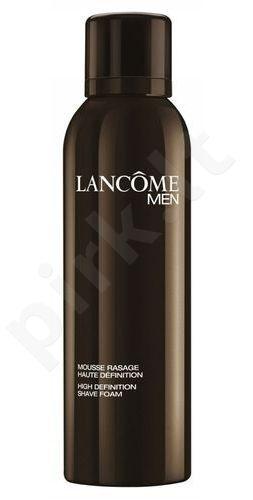 Lancome Men High Definition Shave Foam, kosmetika vyrams, 200ml