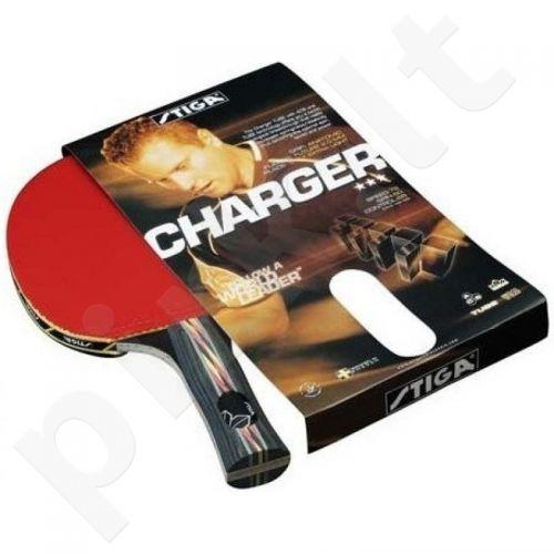 Raketė stalo tenisui STIGA Charger*** Tube