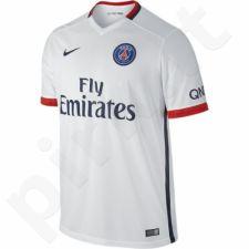 Marškinėliai futbolui Nike Paris Saint-Germain Away Stadium 658898-106