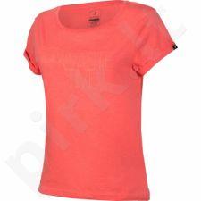 Marškinėliai Outhorn Oversize Melange W HOL17-TSD603