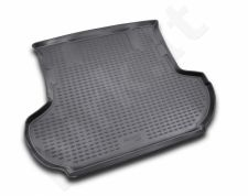 Guminis bagažinės kilimėlis PEUGEOT 4007 2007-2012 black /N30015