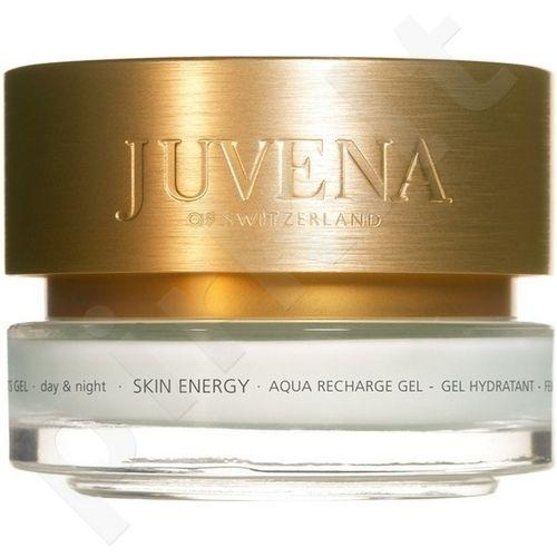 Juvena Skin Energy Aqua Recharge želė Day Night, 50ml, kosmetika moterims