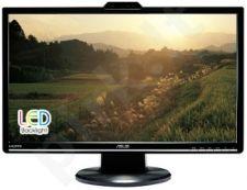 Monitorius Asus VK248H 24'' LED FHD, 2ms, HDMI, DVI, Garsiakalbiai, Kamera