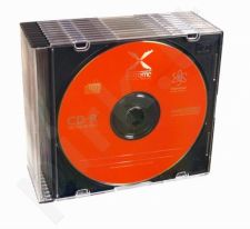 CD-R Extreme [ slim jewel case 10 | 700MB | 52x ]