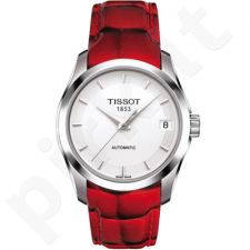 Moteriškas laikrodis Tissot Couturier T035.210.16.011.01