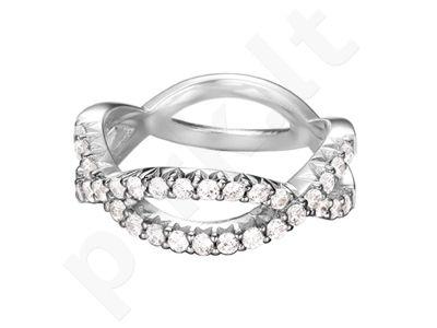 Esprit moteriškas žiedas ESRG92332A160
